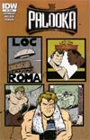 Joe Palooka Vol 3 #2 Regular Chris Hunt Cover