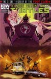 Teenage Mutant Ninja Turtles Secret History Of The Foot Clan #2 1st Ptg Regular Mateus Santolouco Cover