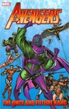Avengers The Once And Future Kang TP