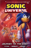 Sonic Universe Vol 4 Journey To The East TP
