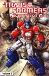 Transformers Regeneration One Vol 1 TP