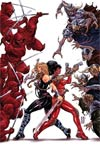 Fearless Defenders Marvel Now Poster