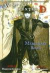 Vampire Hunter D Novel Vol 19 Mercenary Road SC
