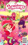 Halloween ComicFest 2012 Strawberry Shortcake Scouts Flip Book Mini Comic