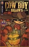 Halloween ComicFest 2012 Cow Boy Hallows Mini Comic