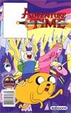 Halloween ComicFest 2012 Adventure Time Mini Comic