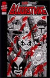 Bloodstrike #32 Cover B Variant Chris Giarrusso Cover