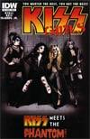KISS Vol 2 #5 Regular Cover A Sam Shearon