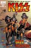 KISS Vol 2 #5 Regular Cover B Jamal Igle
