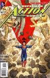Action Comics Vol 2 #14 Cover D Variant Steve Skroce Cover