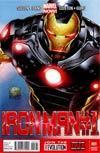 Iron Man Vol 5 #1 Incentive Joe Quesada Variant Cover