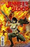 Garth Ennis Jennifer Blood #19 Incentive Lui Antonio Risque Variant Cover