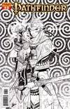 Pathfinder #3 Incentive Matteo Scalera Black & White Cover