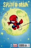 Superior Spider-Man #1 Variant Skottie Young Baby Cover