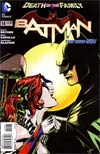 Batman Vol 2 #14 Cover B Variant Trevor McCarthy Cover (Death Of The Family Tie-In)