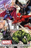 All-New Marvel Backlist Chronology #1 - FREE - Limit 1 Per Customer