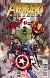 Avengers Assemble #9 Incentive Bobby Rubio Variant Cover
