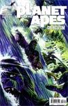 Planet Of The Apes Cataclysm #3 Regular Cover A Alex Ross