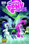 My Little Pony Friendship Is Magic #3 Midtown Exclusive Amy Mebberson Gangnam Style Variant Cover