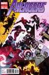 Avengers Vol 4 #34 Variant Final Issue Cover