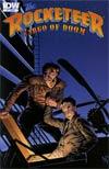 Rocketeer Cargo Of Doom #4 Incentive Dave Stevens Variant Cover
