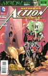 Action Comics Vol 2 #17 Regular Rags Morales Cover
