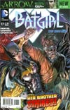 Batgirl Vol 4 #17 (Death Of The Family Tie-In)