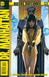 Before Watchmen Dr Manhattan #4 Combo Pack With Polybag