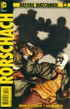 Before Watchmen Rorschach #4 Cover B Combo Pack With Polybag