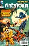 Fury Of Firestorm The Nuclear Men #17