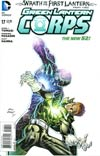 Green Lantern Corps Vol 3 #17 Regular Andy Kubert Cover (Wrath Of The First Lantern Tie-In)