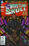 JSA The Liberty Files The Whistling Skull #3