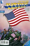 Justice League Of America Vol 3 #1 Combo Pack With Polybag