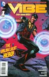 Justice League Of Americas Vibe #1 Regular Pete Woods Cover