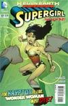 Supergirl Vol 6 #17 (Hel On Earth Tie-In)