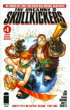 Uncanny Skullkickers #1 Cover A Edwin Huang & Misty Coats