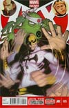 A Plus X #5 Cover A Regular David Lafuente Cover