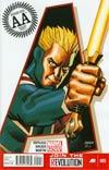 Avengers Arena #5 Regular Dave Johnson Cover