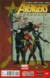 Avengers Assemble #12 Regular Nic Klein Cover