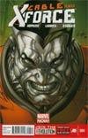 Cable And X-Force #4 Regular Salvador Larroca Cover