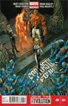 Fantastic Four Vol 4 #4 Regular Mark Bagley Cover