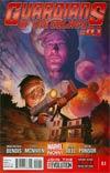 Guardians Of The Galaxy Vol 3 #0.1 Regular Steve McNiven Cover