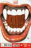 Morbius The Living Vampire Vol 2 #2 Regular Mike Deodato Jr Cover