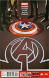New Avengers Vol 3 #3 1st Ptg Regular Jock Cover