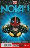 Nova Vol 5 #1 1st Ptg Regular Ed McGuinness Cover