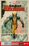 Savage Wolverine #2 Regular Frank Cho Cover