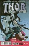 Thor God Of Thunder #5 1st Ptg Regular Esad Ribic Cover