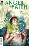 Angel And Faith #19 Regular Steve Morris Cover