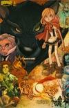 Fairy Quest #1 Regular Humberto Ramos Cover