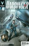 Harbinger Vol 2 #0 Variant Clayton Crain Pullbox Cover